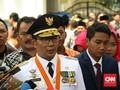 Cegah Corona, Ridwan Kamil Lantik 1.073 PNS Secara Virtual