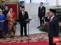 Utusan Khusus Presiden, Jokowi Ganti Din dengan Syafiq Mughni