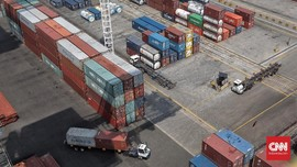 BPS: Neraca Dagang RI Surplus US$2,09 Miliar pada Mei 2020