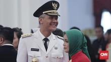 Survei Poltracking Indonesia: Ganjar Pranowo Capres Unggulan