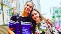 <p>Kata Maia, dia dan El bagaikan anak kembar. Setuju, Bun? (Foto: Instagram/ @maiaestiantyreal) </p>