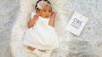 <p>Nama lengkap bayi cantik ini adalah Ansara Maisadipta Tamin. (Foto: Instagram @cacatengker)</p>