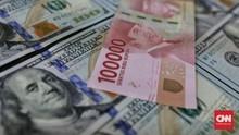 Akhir Pekan, Rupiah Menguat ke Rp14.872 per Dolar AS