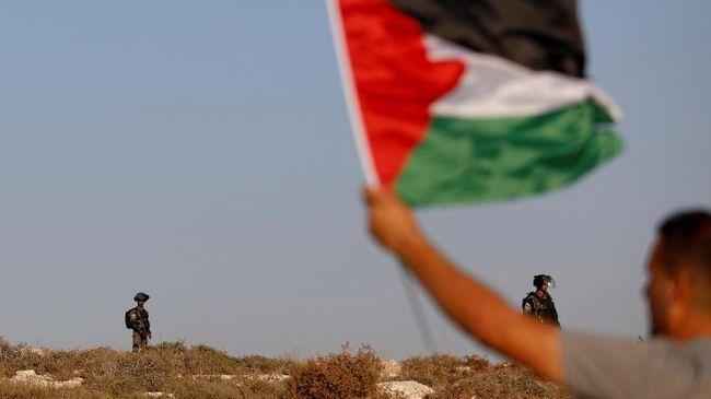 Remaja Palestina berusia 17 tahun, Bilal Khalifa tewas ditembak oleh militer Isael saat bentrokan terjadi di perbatasan Gaza Selatan, Rafah Timur.