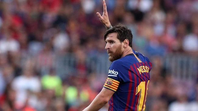 Top Skor Liga Champions: Dzeko Gagal Salip Messi