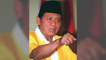 Mantan Menteri Penerangan era Presiden Soeharto, Harmoko, meninggal, Minggu (4/7).