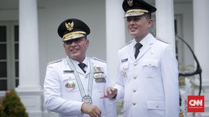 Dukung Mantu Jokowi, Wagub Sumut 2 kali Lolos Proses Hukum