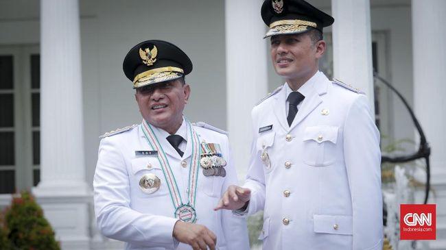 Wagub Sumatera Utara Musa Rajekshah diduga melanggar aturan ketika menyatakan dukungan kepada Bobby Nasution.