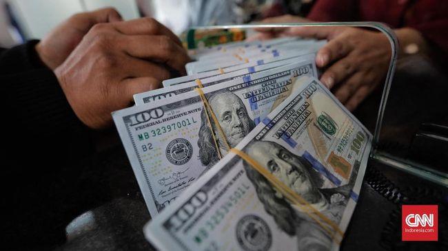 Defisit anggaran Amerika Serikat (AS) menembus US$3,1 triliun per akhir September 2020. Angka itu jauh di atas defisit saat krisis 2009, US$1,4 triliun.