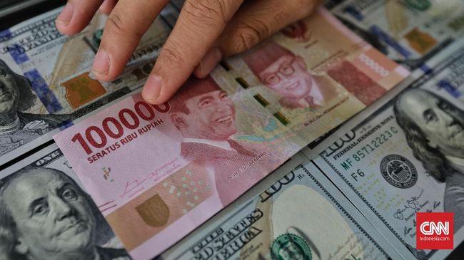 Nilai tukar rupiah berada di posisi Rp14.845 per dolar AS pada perdagangan pagi ini, atau menguat 30 poin atau 0,2 persen.