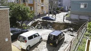 Toyota Hentikan Pabrik Akibat Gempa Hokkaido