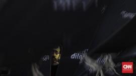 FOTO : Kamisan untuk Mengingat 14 Tahun Munir Terbunuh