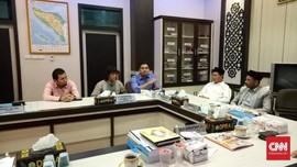 Rambo Penantang Penolak Ganti Presiden Mengadu ke DPR Aceh