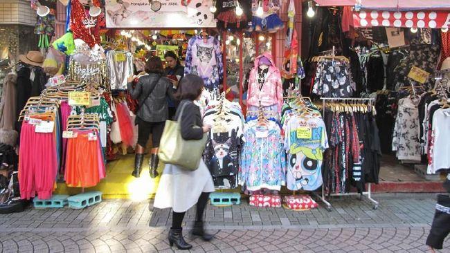 Salah satu periode diskon yang paling ditunggu di Jepang adalah ketika musim panas dan musim dingin.