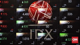 Melesat 183 Persen, Bursa Soroti Transaksi Saham Smartfren