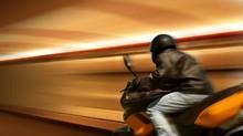 Polisi Tilang Pemotor Viral Kebut-kebutan di Lingkar Semanggi
