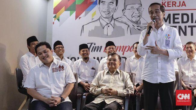 TKN Jokowi-Ma'ruf tak khawatir dengan pemindahan pos pemenangan kubu lawan. Mereka akan merebut basis suara Prabowo-Sandi di Jawa Barat, Jakarta, dan Banten.