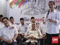 Ada 'Harimau' Kawal Pasangan Jokowi-Ma'ruf Amin