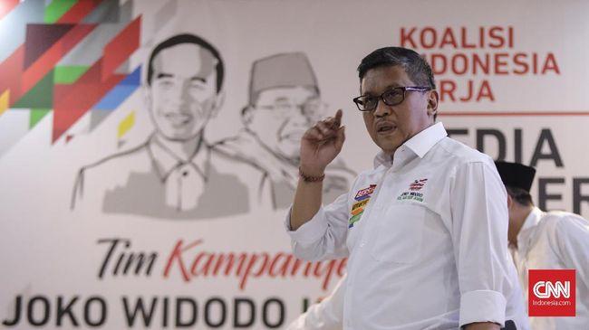 TKN Jokowi Ingin KPU Buat Terobosan Soal Iklan Dana Kampanye