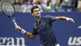 Djokovic Siap Hadapi Del Potro di Final AS Terbuka 2018