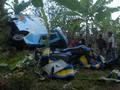 Korlantas Olah TKP Bus Terjun ke Jurang di Sukabumi