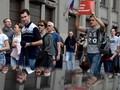Polisi Rusia Tangkap Ratusan Pegiat Oposisi dalam Aksi Protes