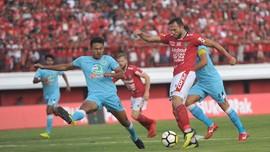 Klasemen Liga 1 Usai Bali United Menang atas Kalteng Putra