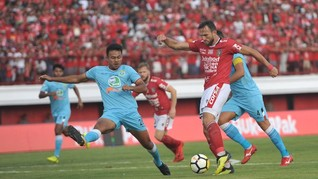 Spasojevic Perpanjang Kontrak di Bali United