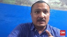 Ferdinand Sindir Anies Soal Banjir Surut Seizin Allah