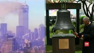 VIDEO: Lonceng Harapan Berdentang Peringati Tragedi 9/11