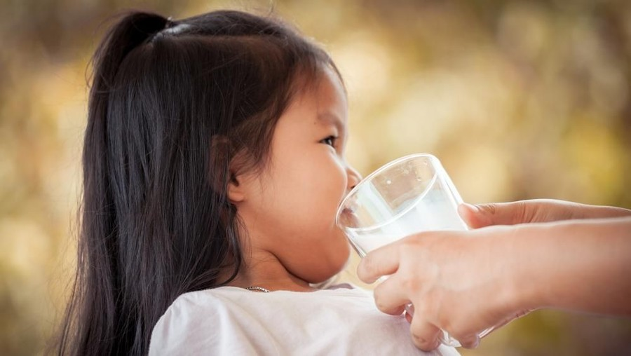 Kenali Gejala Alergi Susu Sapi pada Anak