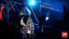 Fred Durst Limp Bizkit Tampil Bak Lansia di Lollapalooza