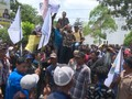 VIDEO: Ribuan Nelayan Geruduk Kantor Gubernur Edy Rahmayadi