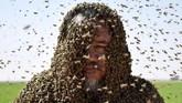 Dalam foto-foto unik pilihan CNNIndonesia.com pekan ini, ada sengatan ratusan lebah di Arab Saudi, festival Broken Heel, dan peragaan busana di New York.