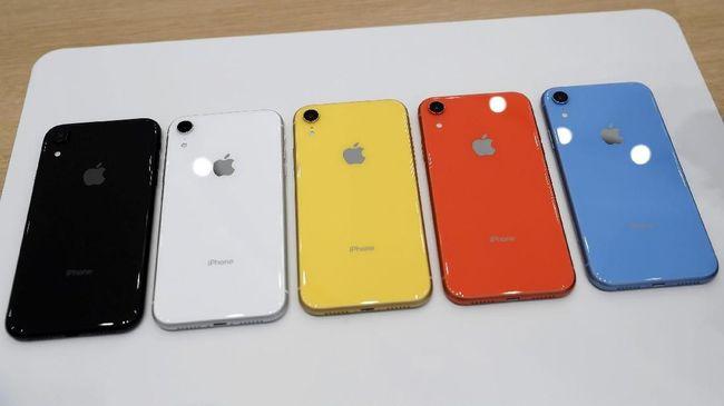 Apple diketahui belum mengantongi sertifikasi dari Komisi Komunikasi Federal (FCC) untuk iPhone XR.