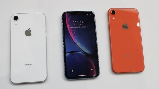 Penurunan penjualan iPhone XS, XS Max, dan XR mendorong Apple mengurangi jumlah produksi dan permintaan pasokan bahan baku ke sejumlah perusahaan.