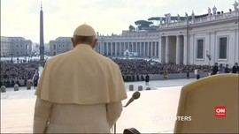 VIDEO: Paus Akan Gelar Rapat soal Pelecehan Anak di Gereja