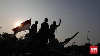 'Rezim Militer' Jokowi dan Tak Kunjung Merdeka Berpendapat