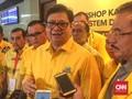 Airlangga Pastikan Golkar Sanksi Inisiator Relawan Prabowo