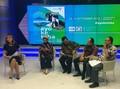#AyoKeToba Menggelora di Televisi Lokal Surabaya