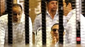 VIDEO: Mesir Perintahkan Penangkapan Dua Anak Mantan Presiden