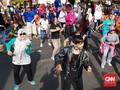 Cegah Corona, DKI Larang Panggung di Car Free Day