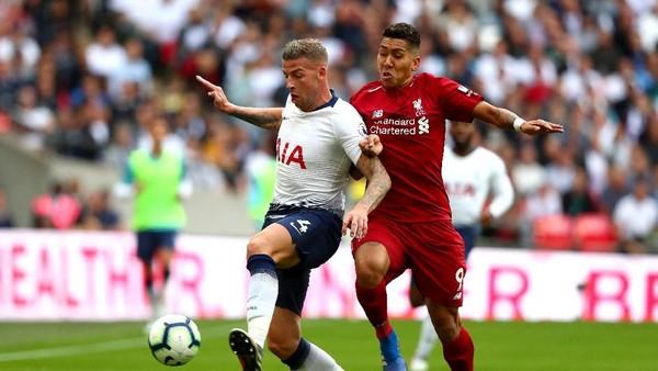Liverpool Bungkam Tottenham