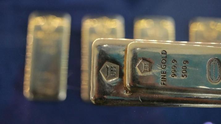 Harga Emas Antam Hari Ini Rekor Rp 802.000/gram, Mantab Jiwa!