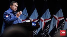 SBY dan Tudingan Dalang Ricuh Demo Omnibus Law