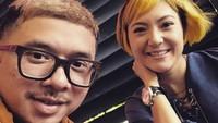 <p>Langgeng selalu ya Poppy dan Oki. (Foto: Instagram/gussaoki)</p>
