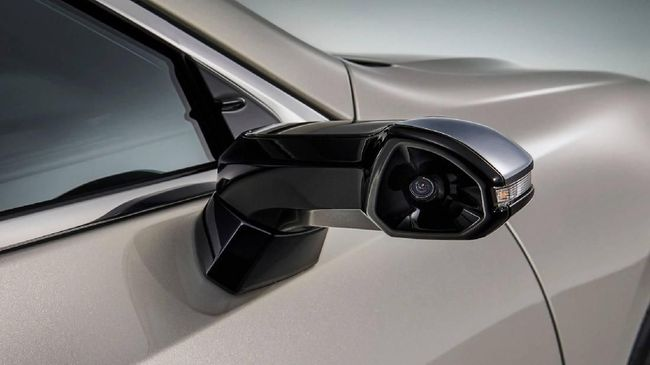 AS Bakal Uji Coba Spion Luar Model Baru pada Mobil