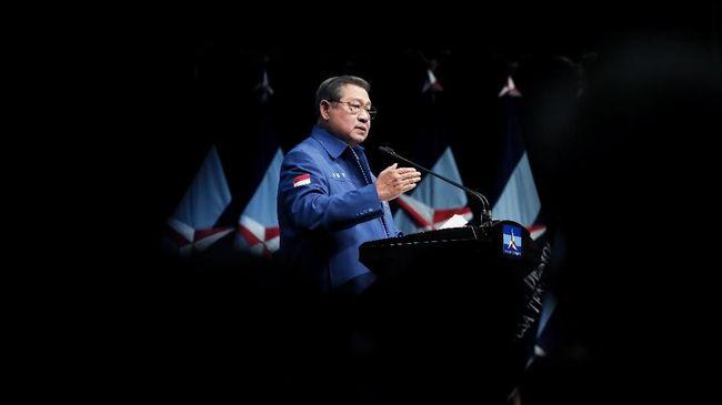 SBY mengaku khawatir kerukunan dan keutuhan Indonesia sebagai bangsa terancam akibat polarisasi yang semakin menajam di Pilpres 2019.