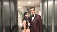 Jonas Rivanno dan Asmirandah menikah pada tahun 2013. (Foto: Instagram @asmirandah89)