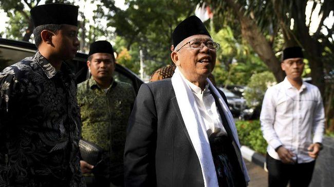 Calon wakil presiden nomor urut 01 Ma'ruf Amin mengaku optimis mampu meraup kemenangan besar di Provinsi Kalimantan Tengah pada Pilpres 2019 mendatang.